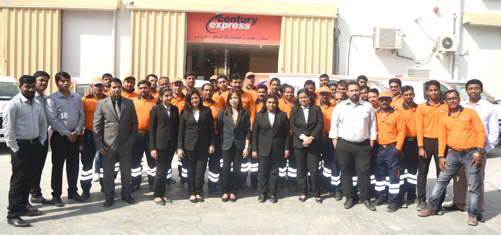 About | Century Express